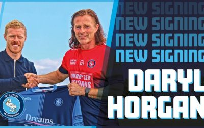 Daryl Horgan Signs for Wycombe Wanderers