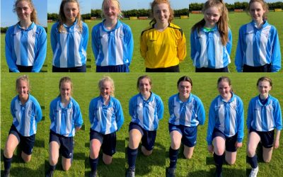 Girls U17's Kick Off their Season in Style
