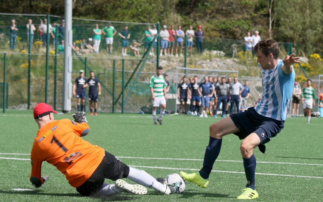 Salthill Devon v Castlebar Celtic – Connacht Cup