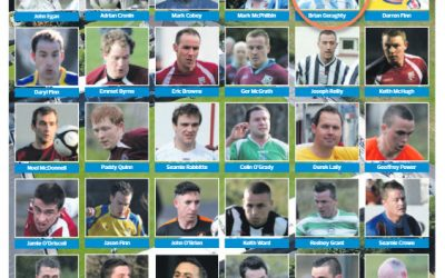 Three players nominated in Galway's team of Millennium