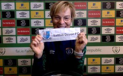 Salthill Devon win Grassroots Lotto November Super Draw