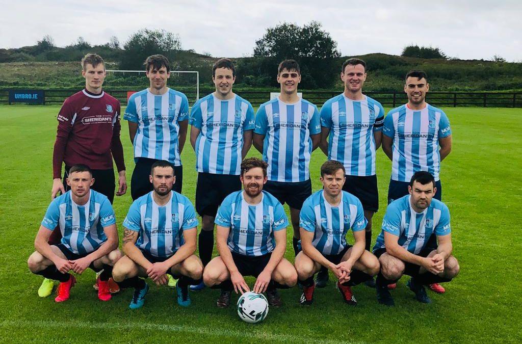 Salthill Devon in Connacht Cup Final