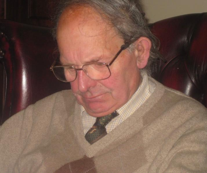 In remembrance – Paschal O'Brien