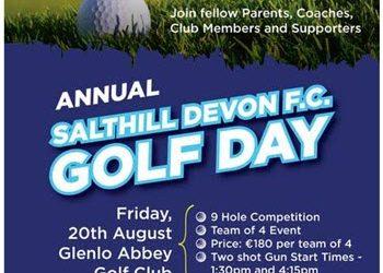 Salthill Devon Gold Day