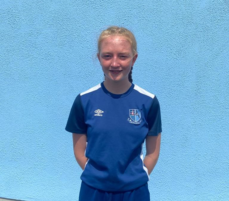 Emily at Ireland Assessment Day